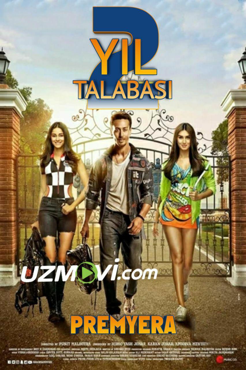 Yil talabasi 2 Hind kino Premyera 2019