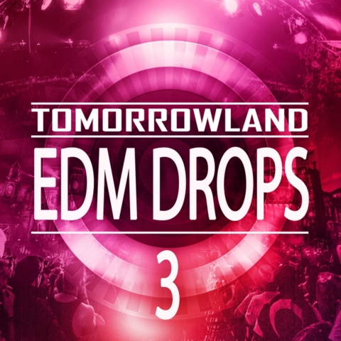 Mainroom Warehouse - Tomorrowland EDM Drops 3 (MIDI, WAV)