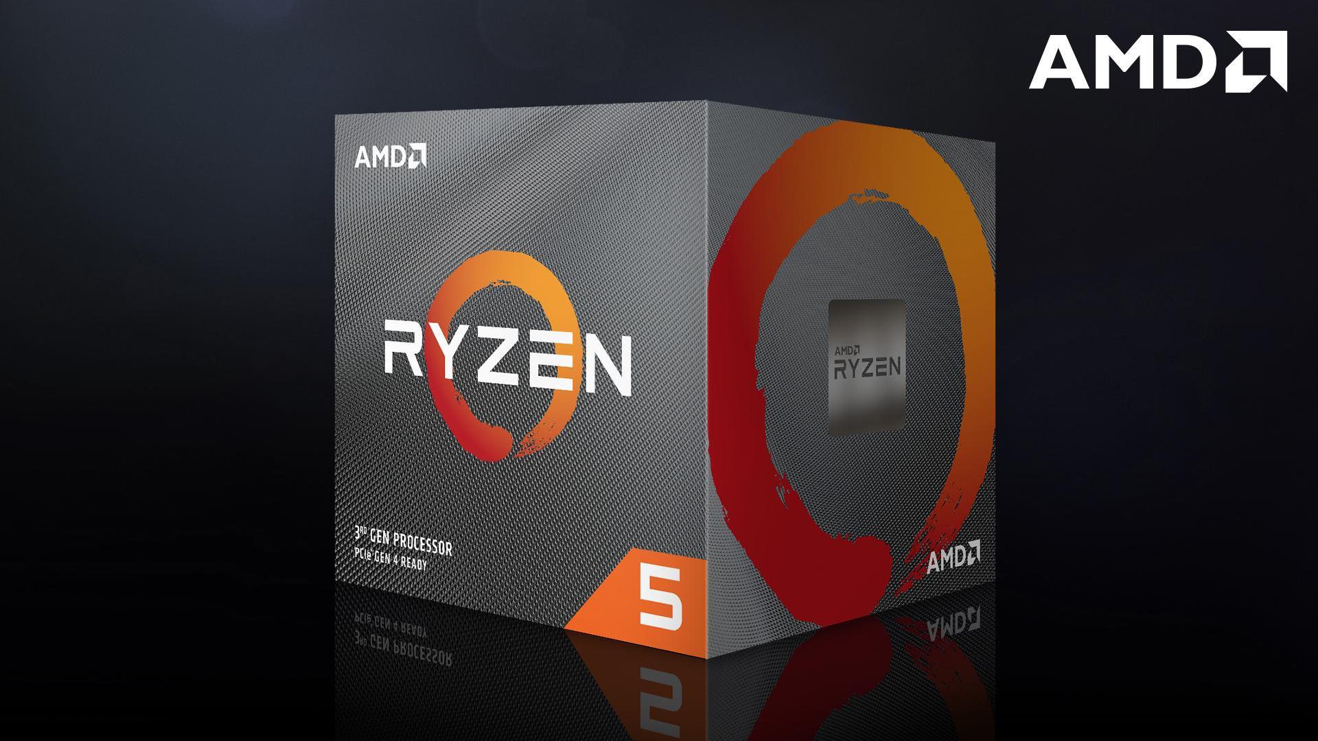 Появились тесты нового бюджетного процессора для игр AMD Ryzen 5 3500X