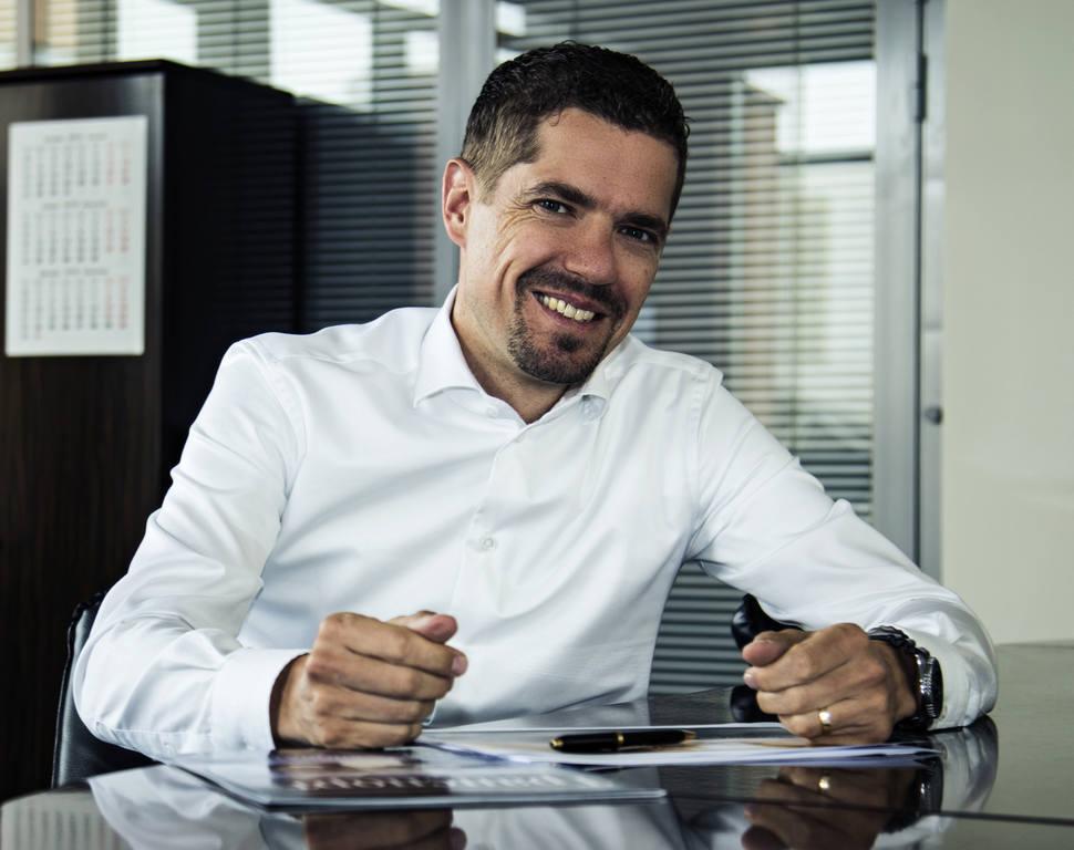 Генеральный директор «Даймлер КАМАЗ Рус» Андреас Дойшле