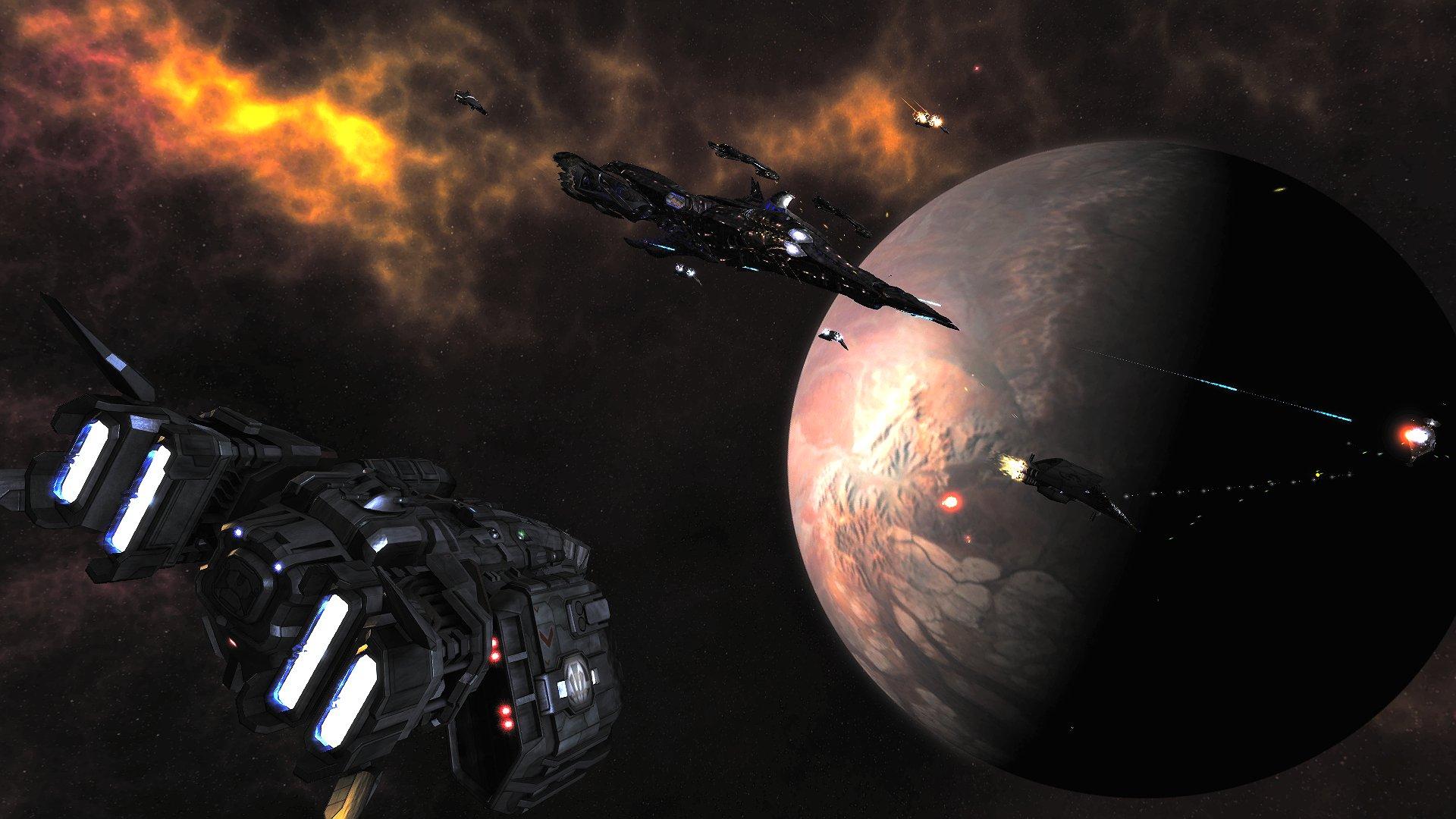 Халява: на PC бесплатно раздают экшен Freespace 2 про сражения в космосе