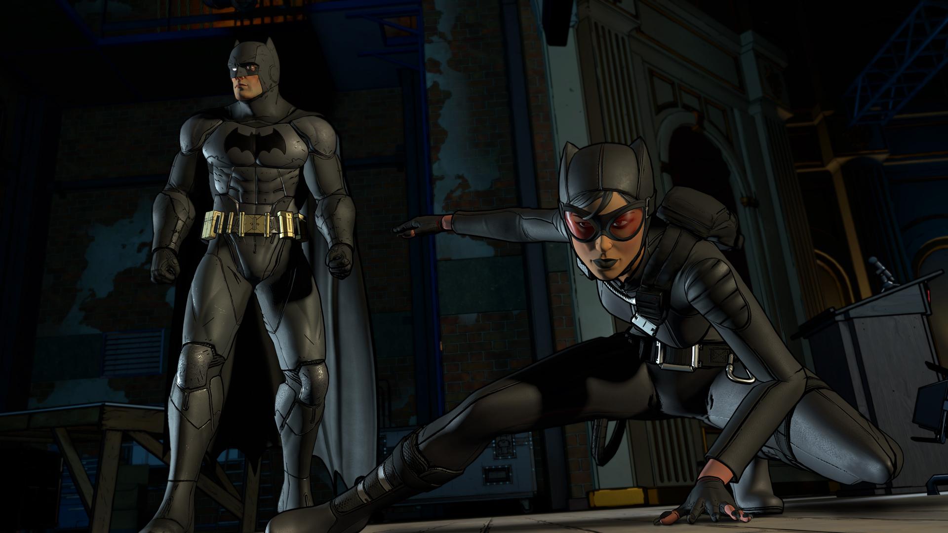 Халява: на PC можно забрать игры про Бэтмена от Telltale