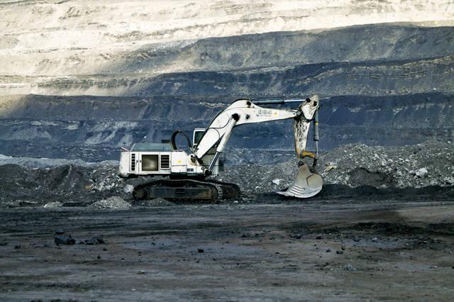 Краснобродский угольный разрез