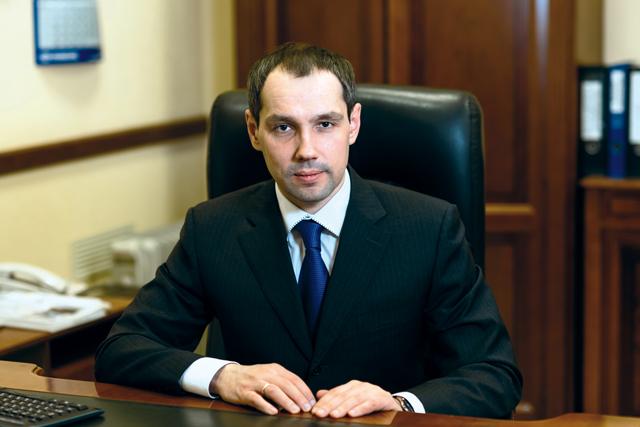 Евгений Прохоров,   первый заместитель управляющего директора ПАО «Уралмашзавод»