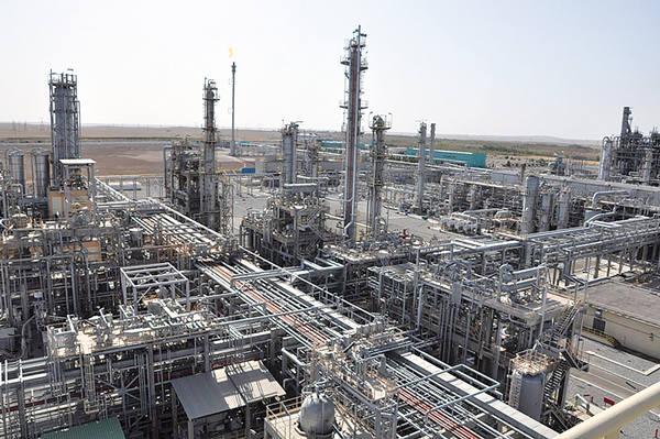 Нефтехимия: перспективные проекты
