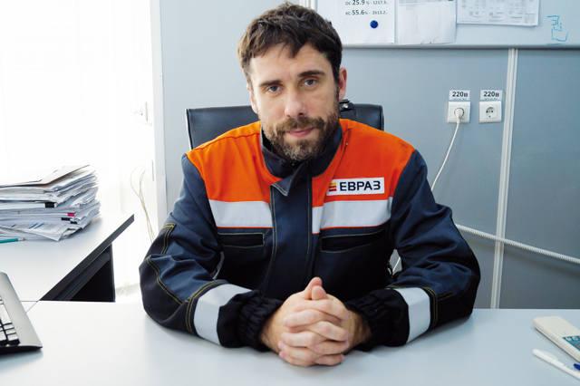 Сергей Соломенников,   директор обогатительной фабрики «Распадская»