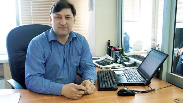Муслим Исмагилов,   директор лабораторного комплекса АО «СЖС Восток Лимитед» в г. Новокузнецке