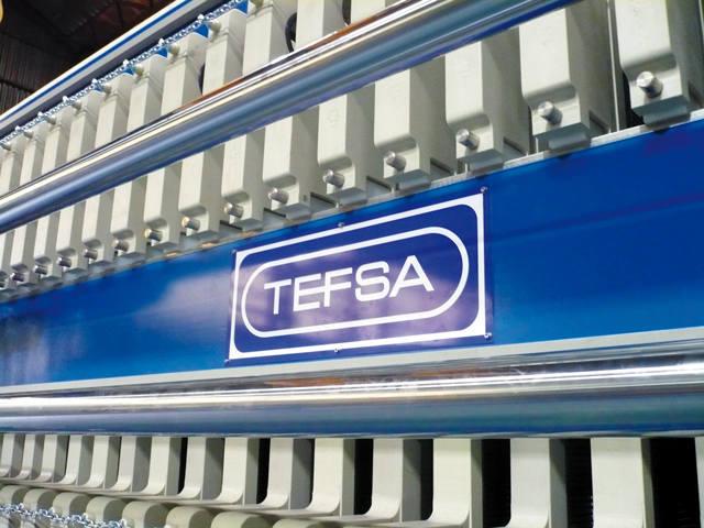 Фильтр-прессы TEFSA