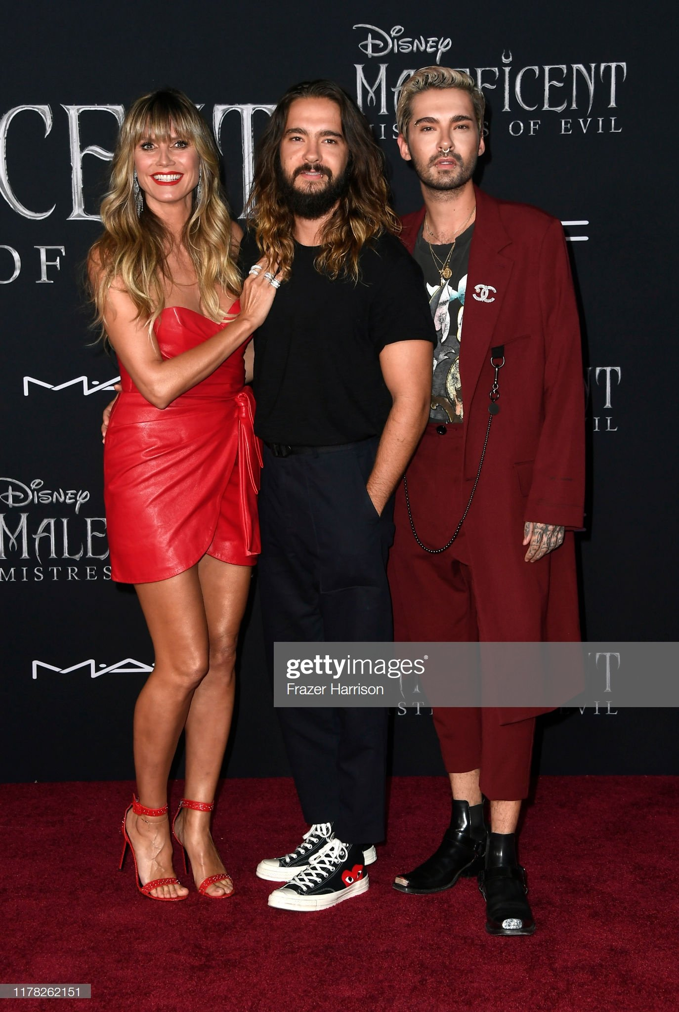 30.09.19 - world premiere of Maleficient, LA