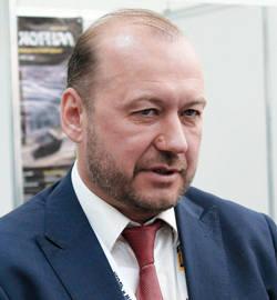 Олег Боронин, генеральный директор ТОО «Восток Композит»