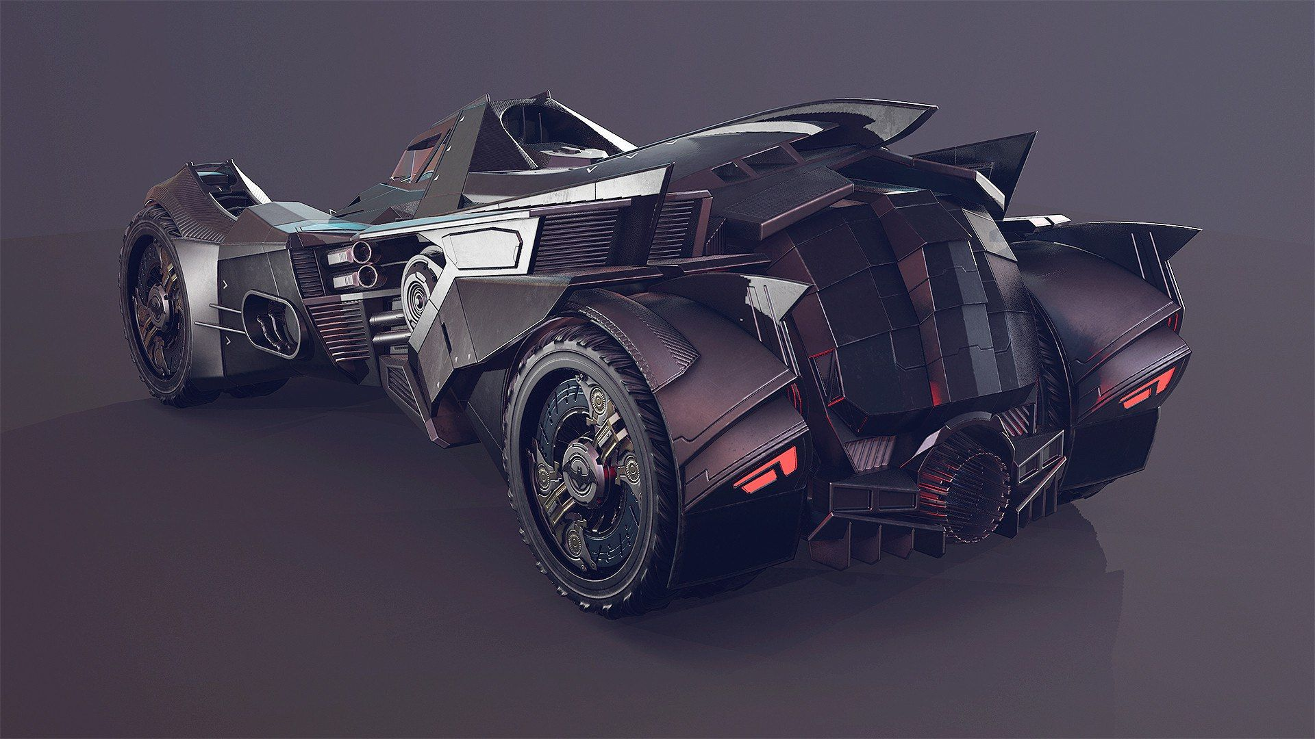 В России продают машину Бэтмена за 55 млн рублей