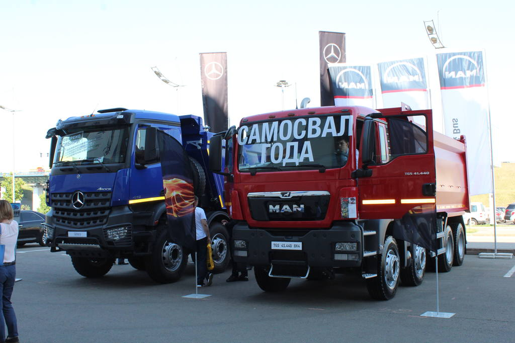 MAN TGS 41.440 8x4 BB-WW