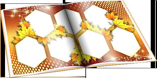 Кленовые листья - Фотоальбом