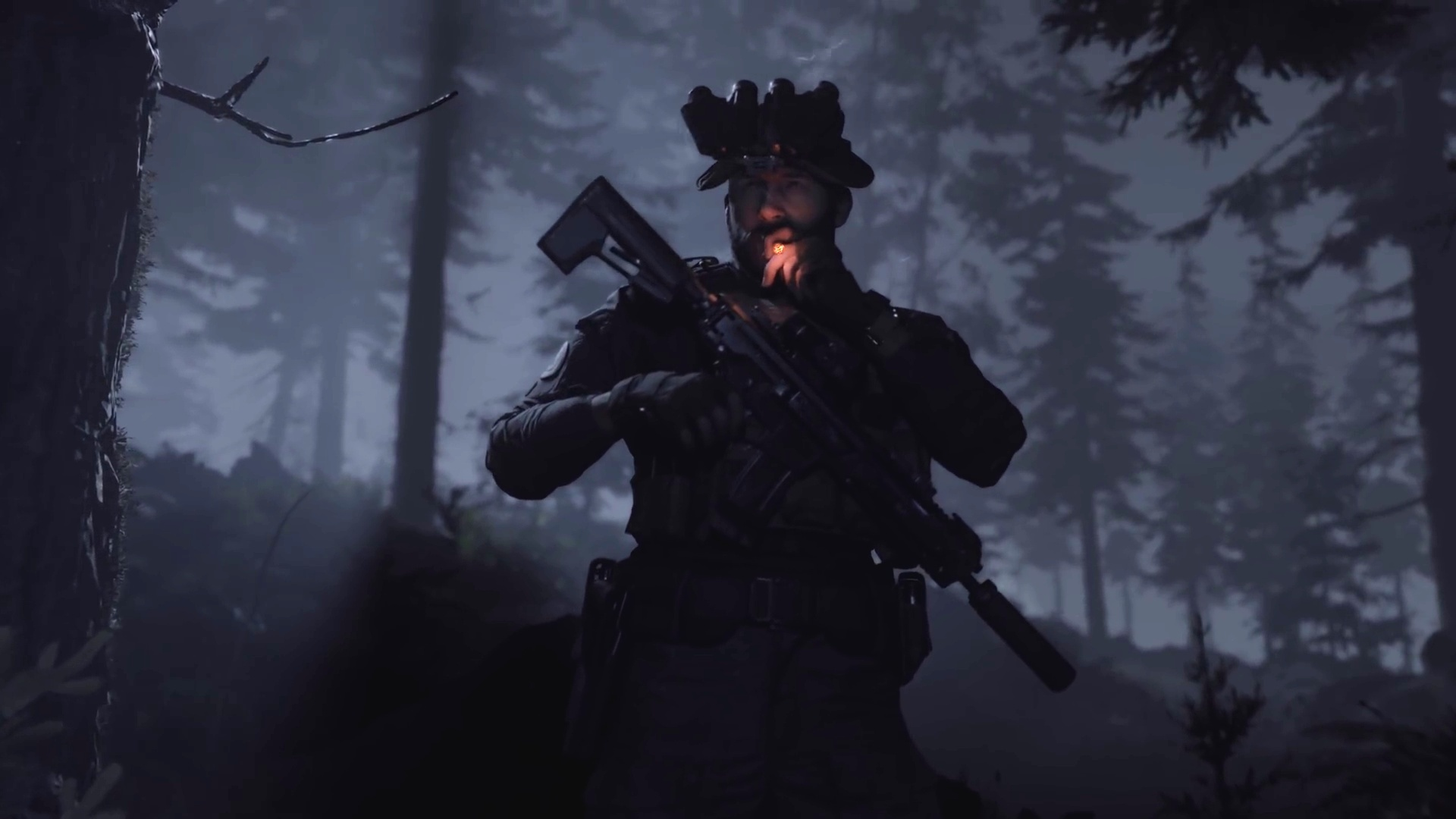 Вышел релизный трейлер Call of Duty: Modern Warfare