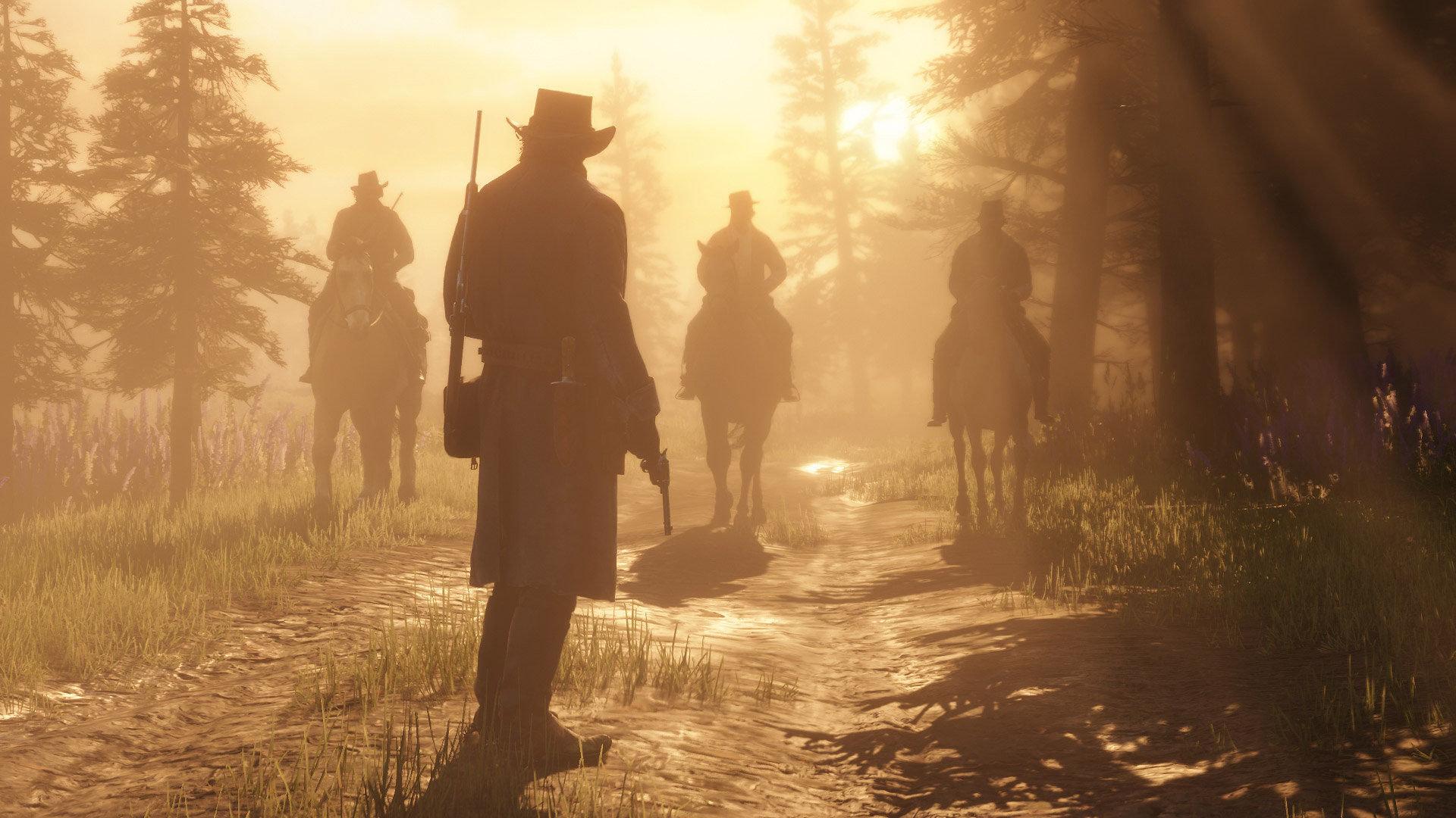 Возможные системные требования Red Dead Redemption 2 на PC