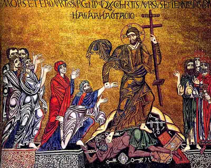 მკვდრეთით აღდგომა