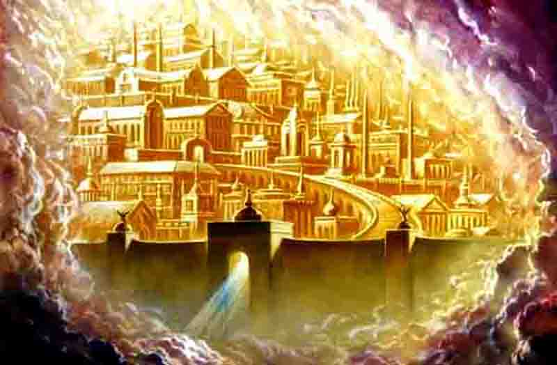 ზეციური იერუსალიმი