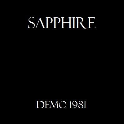 (NWOBHM / Heavy Metal) Sapphire (UK, London) - Discography:Demo 1981 + Jealousy (Single) (2 Releases) - 1981-1982, MP3, 128-192 kbps