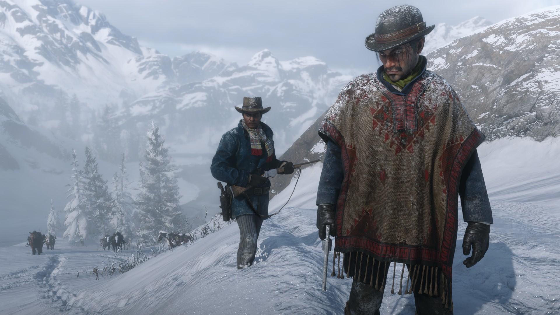 Rockstar рассказала, как улучшится графика в PC-версии Red Dead Redemption 2