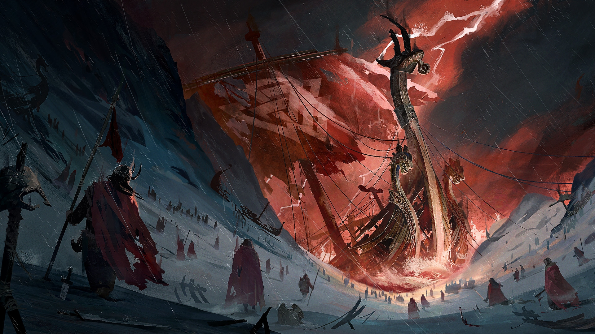 Assassin's Creed Legion засветилась в магазине Gameware