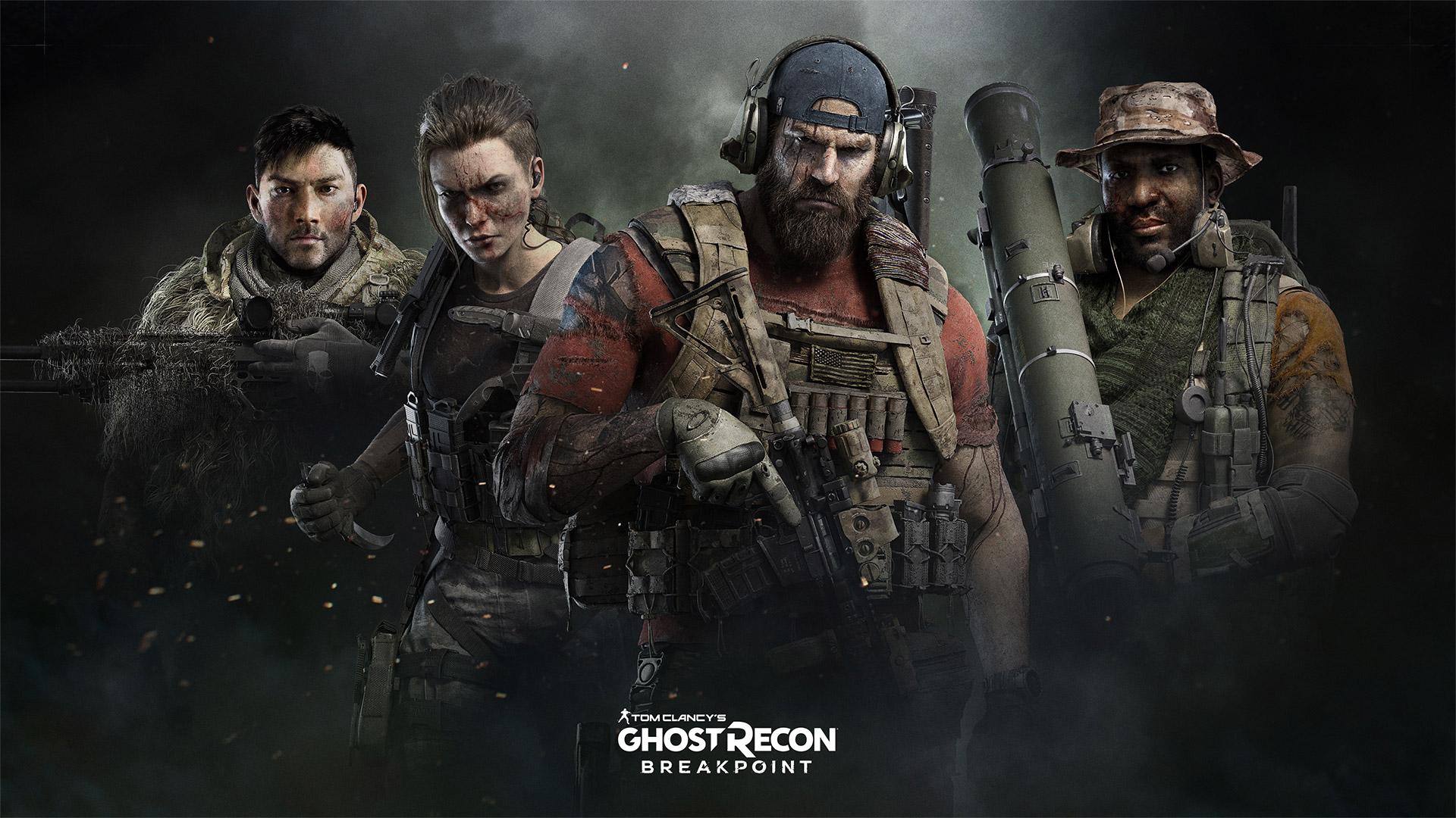 Гайд: По бивакам (лагерям) в Ghost Recon: Breakpoint