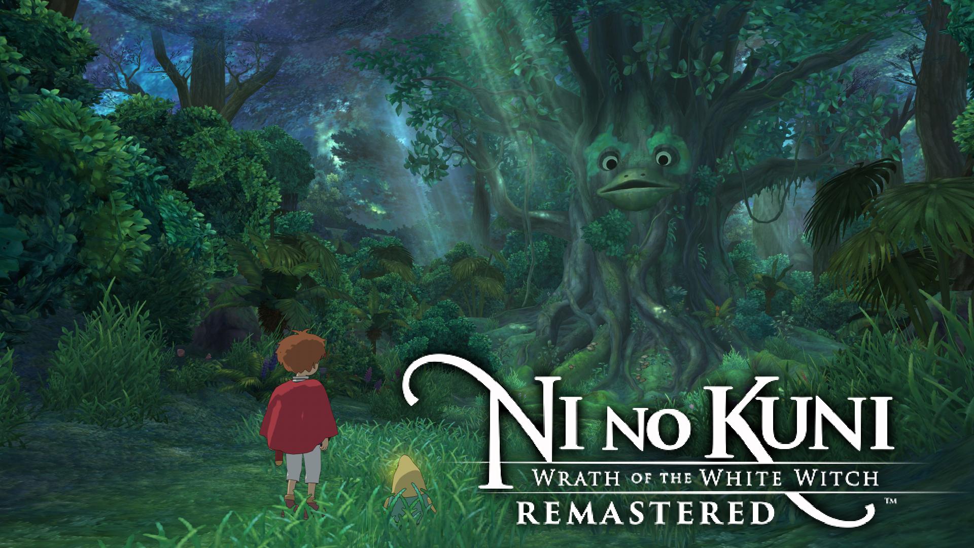 Обзор Ni no Kuni: Wrath of the White Witch Remastered — все еще одна из лучших аниме-игр