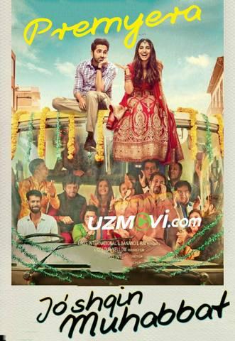 Jo'shqin muhabbat hind kino premyera 2019