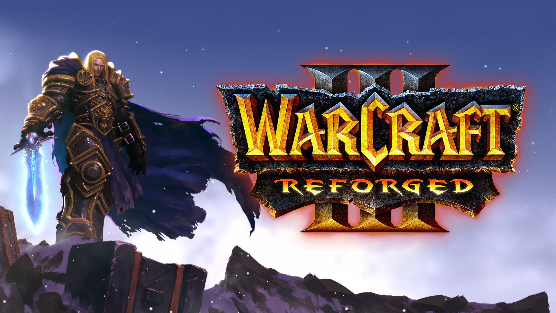 Утекли скриншоты меню Warcraft 3: Reforged