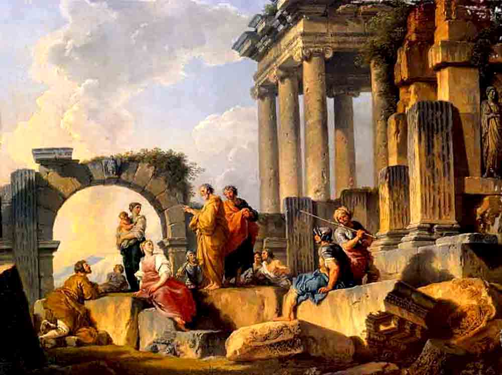 ქრისტიანობა და ანტიკური სამყარო