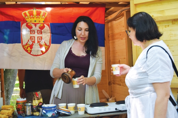 Сербия, Воронеж, фестиваль, Осенков