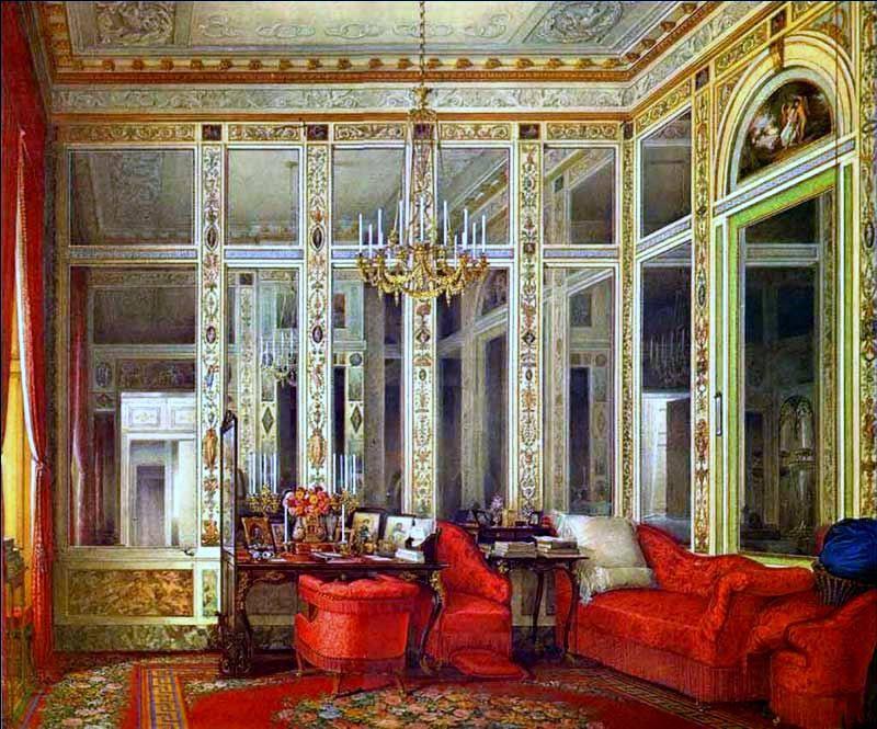 Серебряный кабинет