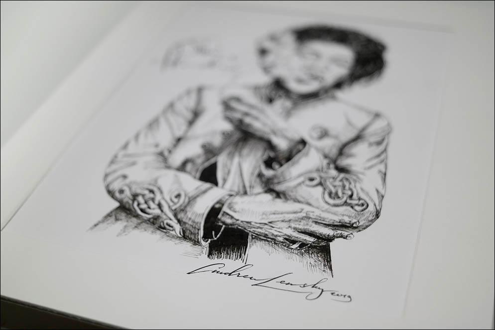 Jimi Hendrix. Lenskiy.org