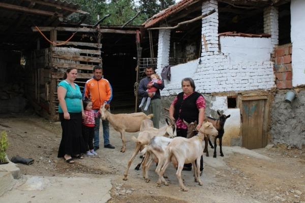 Сербия, Косово, народные кухни, косовские сербы, помощь