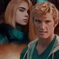 История Алана и его сестры Ивы