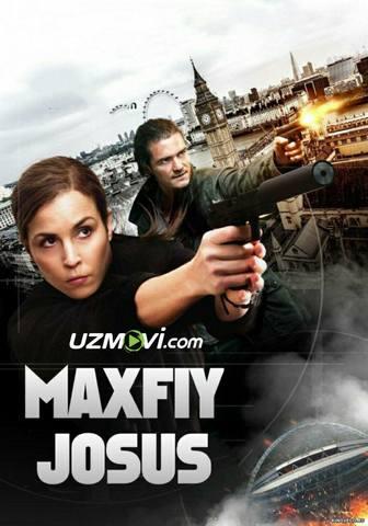 Maxfiy Josus