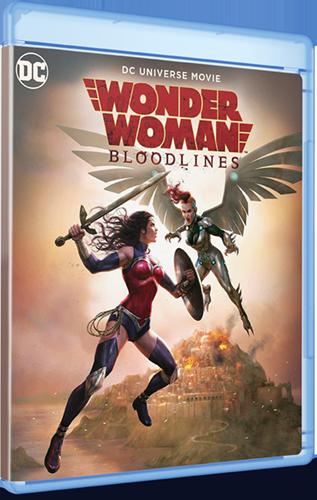 Чудо-женщина: Кровные узы / Wonder Woman: Bloodlines (Сэм Лью / Sam Liu) [2019, США, мультфильм, фантастика, фэнтези, Blu-Ray > DVD5 (Custom)] MVO + Original Eng + rus, eng Sub