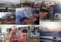 На шахматный турнир... Станица Выселки. 2019-10-20.