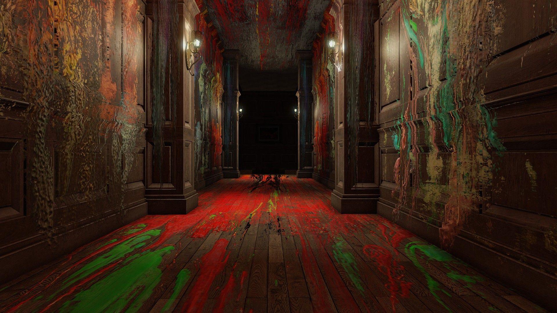 Халява: на PC бесплатно раздают две игры — Q.U.B.E. 2 и Layers of Fear