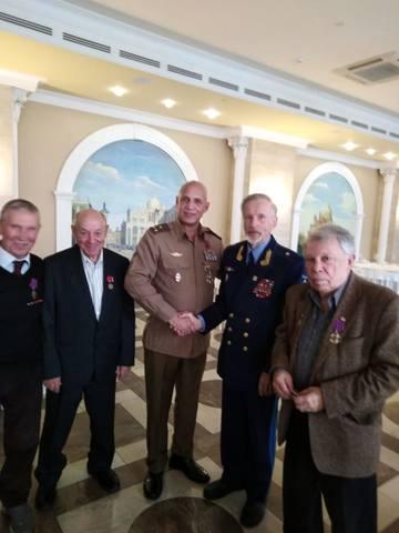 Отчетное собрание московского отделения МООСВИК. 25 октября 2019 года