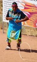 Индейский танец с кольцами. Фото Морошкина В.В.