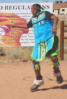 Танец с кольцами индейцев Навахо. Фото Морошкина В.В.