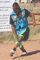Танец с кольцами индейца Навахо. Фото Морошкина В.В.