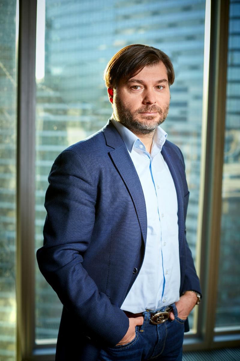 Директор департамента дорожно-строительной техники Volvo Construction Equipment Олег Никитин