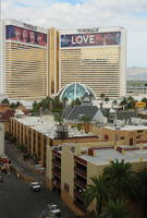 Одна из улиц Лас-Вегаса. Фото Морошкина В.В.