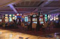 Один из игорных залов Лас-Вегаса. Фото Морошкина В.В.