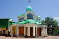 Церковь Свято-Троицкого женского монастыря в Симферополе. Фото Морошкина В.В.