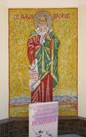 Мозаика в Свято-Троицком монастыре Симферополя. Фото Морошкина В.В.