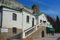 Свято-Климентовский монастырь в Инкермане около Севастополя. Фото Морошкина В.В.