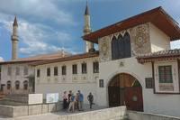 Ханский дворец в Бахчисарае. Фото Морошкина В.В.