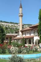 Мечеть Ханского дворца в Бахчисарае. Фото Морошкина В.В.